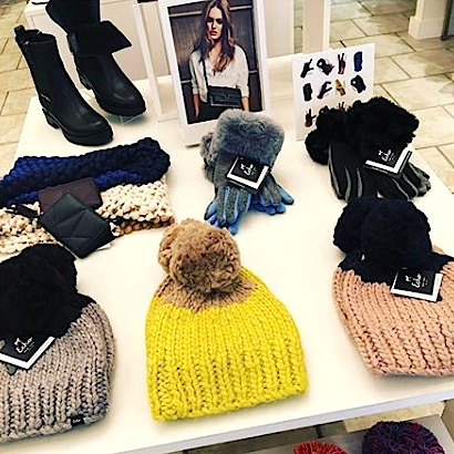 Echo NY Winter accessories